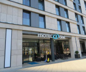 Paintball Paradise Hotelempfehlung: Motel One Eastside in Frankfurt