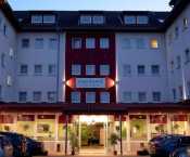 Paintball Paradise Hotelempfehlung: Smart Stay Hotel Frankfurt
