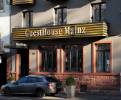Paintball Paradise Hotelempfehlung: GuestHouse Mainz