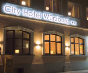 Paintball Paradise Hotelempfehlung: City Hotel Würzburg