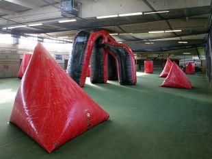 Sub-Air Spielfeld 5